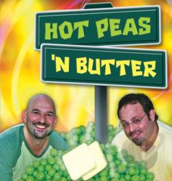 Hot Peas 'N Butter - Hot Peas 'N Butter Vol.4: The Pod Squad CD Cover Art