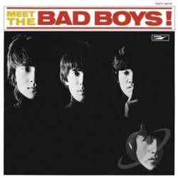 Bad Boys - Meet The Bad Boys CD Cover Art
