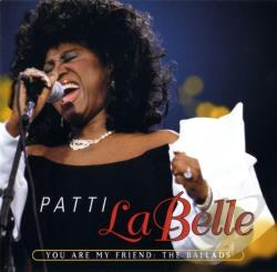 LaBelle, Patti - You Are My Friend CD Cover Art