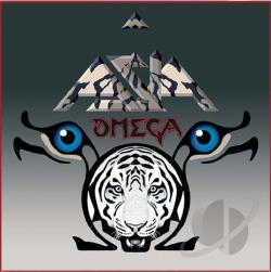 Asia - Omega CD Cover Art