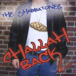 University of Pennsylvania Shabbatones - Challah Back CD Cover Art