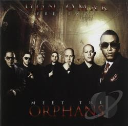 Omar, Don - Meet the Orphans CD Cover Art