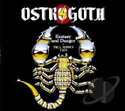 Ostrogoth - Ecstasy and Danger CD Cover Art