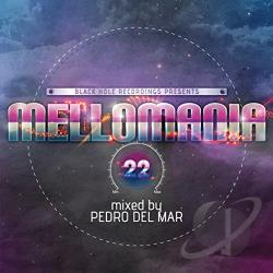 Del Mar, Pedro - Mellomania 22 CD Cover Art