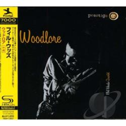 Woods, Phil - Woodlore CD Cover Art