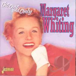Whiting, Margaret - One and Only CD Cover Art