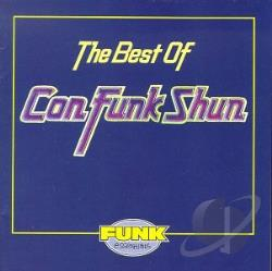 Con Funk Shun - Best of Con Funk Shun CD Cover Art