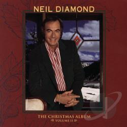 Diamond, Neil - Christmas Album, Vol. 2 CD Cover Art