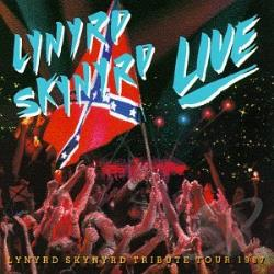 Lynyrd Skynyrd - Southern by the Grace of God: Lynyrd Skynyrd Tribute Tour, Vol. 1 CD Cover Art