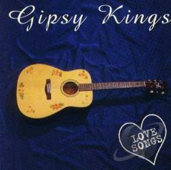 Gipsy Kings - Cantos de Amor CD Cover Art