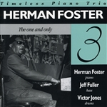 Foster, Herman - One & Only CD Cover Art