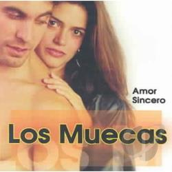Los Muecas - Amor Sincero CD Cover Art