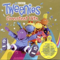 Tweenies - Greatest Hits CD Cover Art