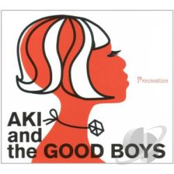 Takase, Aki - Procreation CD Cover Art