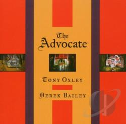 Oxley, Tony - Advocate CD Cover Art