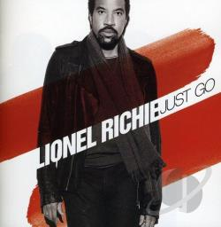 Richie, Lionel - Just Go CD Cover Art