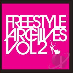 Freestyle Archives, Vol. 2 CD Cover Art