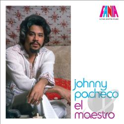 Pacheco, Johnny - El Maestro: A Man and His Music CD Cover Art