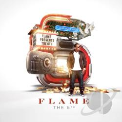 Flame - 6th CD Cover Art