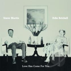 Brickell, Edie / Martin, Steve - Love Has Come for You CD Cover Art