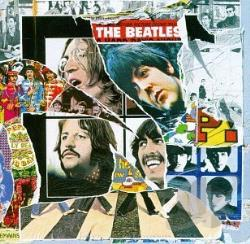 Beatles - Anthology 3 LP Cover Art