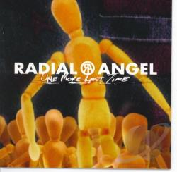 Radial Angel - One More Last Time CD Cover Art