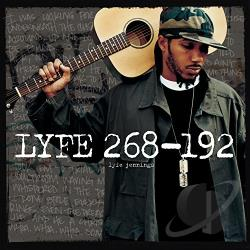 Jennings, Lyfe - Lyfe 268-192 CD Cover Art