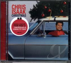 Isaak, Chris - Chris Isaak Christmas CD Cover Art