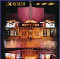 Walsh, Joe - Got Any Gum? CD Cover Art