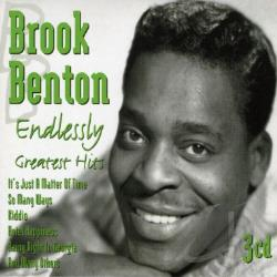 Benton, Brook - Endlessly CD Cover Art