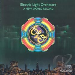 Electric Light Orchestra - New World Record - Expanded Edition CD Cover Art