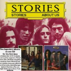 Stories - Stories/About Us CD Cover Art