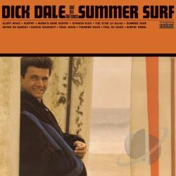 Dale, Dick / Dale, Dick & His Del-Tones - Summer Surf CD Cover Art