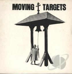 Moving Targets - Burning In Water LP Cover Art
