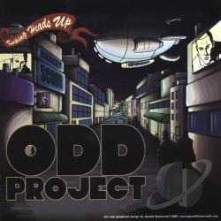 Odd Project - Keepin Heads Up CD Cover Art