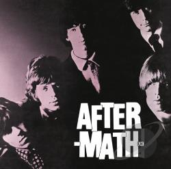Rolling Stones - Aftermath CD Cover Art