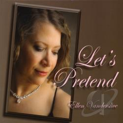 Vanderslice, Ellen - Let's Pretend CD Cover Art