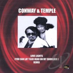 Conway & Temple - Love Lights CD Cover Art