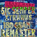 Hart, Grant - Intolerance CD Cover Art