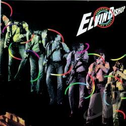 Bishop, Elvin - Struttin' My Stuff CD Cover Art