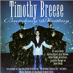 Breese, Timothy - Broadway Phantasy CD Cover Art
