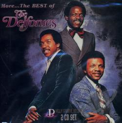 Delfonics - Alive & Kicking/Delfonics Return CD Cover Art
