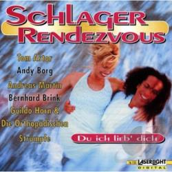 Schlager Rendezvous CD Cover Art