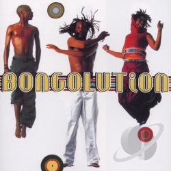 Bongo Maffin - Bongolution CD Cover Art