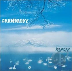 Grandaddy - Sumday CD Cover Art