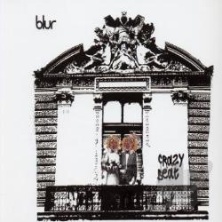 Blur - Crazy Beat CD Cover Art