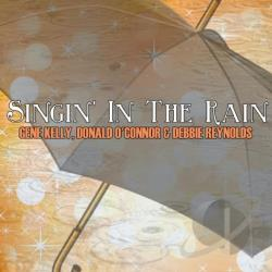 Kelly, Gene - Singin In The Rain Soundtrack CD Cover Art