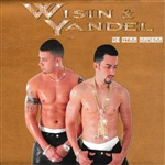Wisin & Yandel - De Otra Manera CD Cover Art
