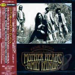 Kotzen, Richie - Return Of Mother Head's Family Reunion CD Cover Art