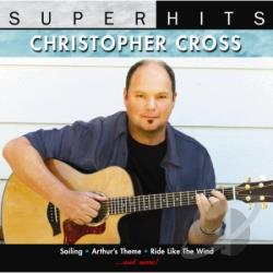 Cross, Christopher - Super Hits Live CD Cover Art
